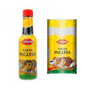 etiquetas de productos alimenticios -salsa inglesa